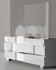 Status Caprice Double Dresser in Modern Style 33150SC