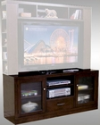 "Sunny Designs 66"" TV Console w/Game Drawer Espresso SU-3364E-TC"