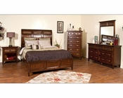 Sunny Designs American Prairie Bedroom Set SU-2338NM-Set*