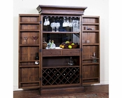 Sunny Designs Bar Armoire Savannah SU-1913AC
