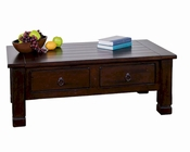 Sunny Designs Coffee Table Santa Fe SU-3133DC