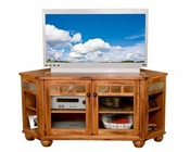 Sunny Designs Contemporary Style TV Cabinet SU-2741RO-TC