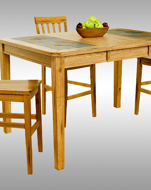 Sunny Designs Counter Height Dining Table Sedona Su 1274ro
