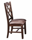 Sunny Designs DBL Crossback Chair Savannah SU-1415AC (Set of 2)