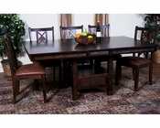Dining Set w/ Butterfly Table Santa Fe by Sunny Designs SU-1177DCs