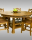 Sunny Designs Dining Table Sedona SU-1225RO