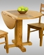 Sunny Designs Dining Table w/Slate Sedona SU-1223RO