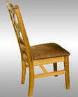Sunny Designs Double Crossback Side Chair SU-1415RO ( Set of 2 )