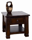 Sunny Designs End Table Santa Fe SU-3134DC