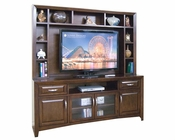 Sunny Designs Entertainment Center Cappuccino SU3332CA