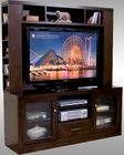 Sunny Designs Entertainment Center Espresso SU-3364E-H-TC