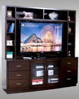 Sunny Designs Entertainment Center Espresso SU-3372E-72-H