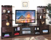 Sunny Designs Espresso Entertainment Center SU-3431E