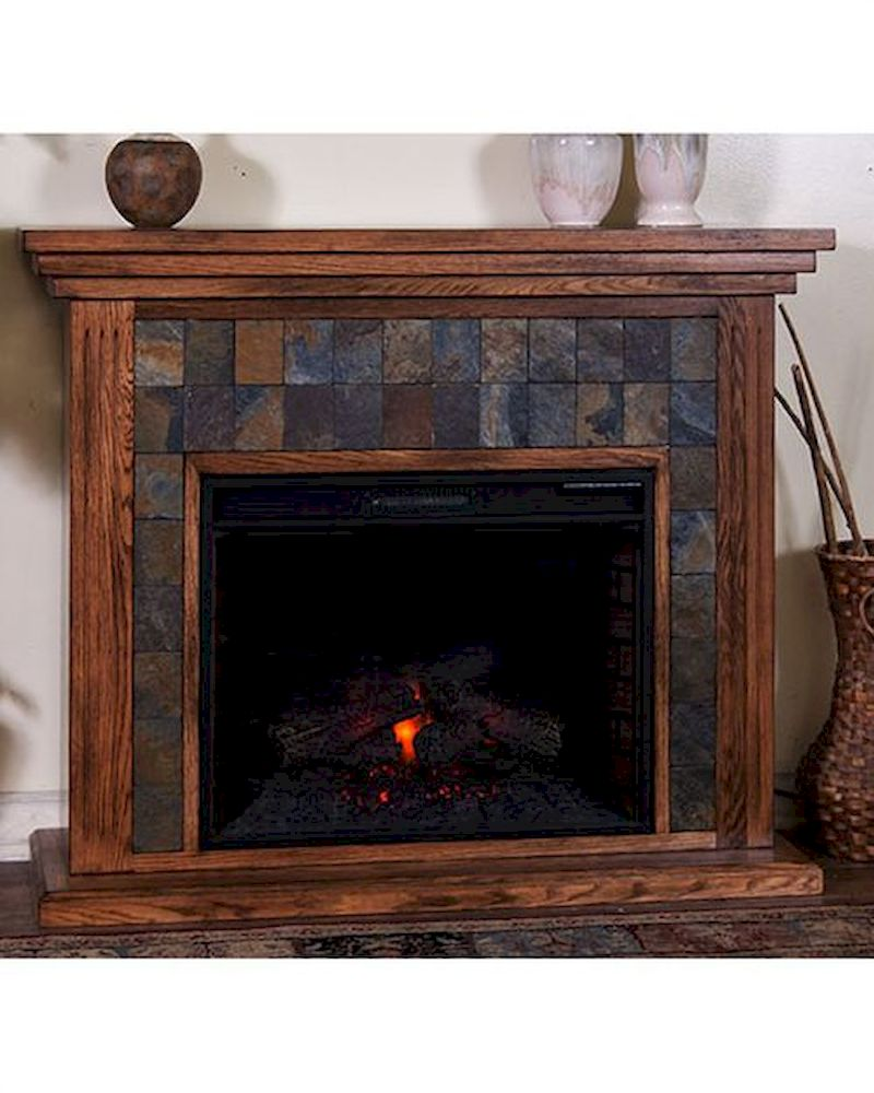 Sunny Designs Fireplace Media Console Sedona SU-3486RO-50R - Sunny Designs Fireplace Media Console Sedona SU-3486RO-50R Includes: 1 x Fireplace ...