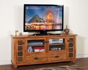 Sunny Designs Home 72in TV Stand Sedona SU-3438RO