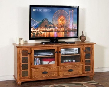 Sunny Designs Home 72in Tv Stand Sedona Su 3438ro