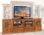 Sunny Designs Home TV Cabinet Sedona SU-3439RO-TC-1