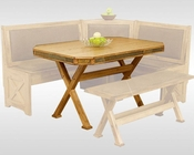 Sunny Designs Kitchen Table Sedona SU-0222RO-T