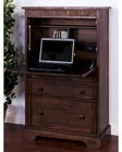 Sunny Designs Laptop Armoire Savannah SU-2849AC-S