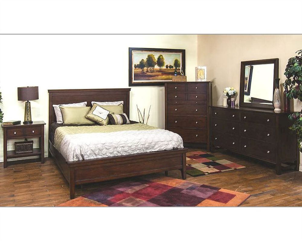 Napa Furniture Design Bedroom Whistler Retreat Queen Bed Of Wiring Harness Sunny Designs Set Su 2354mg For
