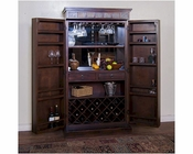 Sunny Designs Santa Fe Bar Armoire SU-1913DC