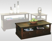 Sunny Designs Santa Fe Coffee Table Set SU-3164DC-C