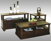 Sunny Designs Santa Fe Coffee Table Set SU-3164DC-Set