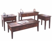 Sunny Designs Santa Fe Coffee Table Set SU-3176DC-Set