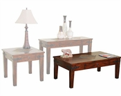 Sunny Designs Santa Fe Coffee Table SU-3160DC-C