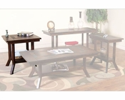 Sunny Designs Santa Fe End Table SU-3175DC-E
