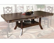 Sunny Designs Santa Fe Extension Table SU-1151DC