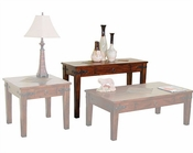 Sunny Designs Santa Fe Sofa Table SU-3160DC-S