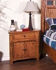 Sunny Designs Sedona Night Stand SU-2322RO-N
