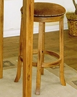 Sunny Designs Swivel Bar Stool w/o Back Sedona SU-1783RO ( Set of 2 )