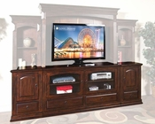 Sunny Designs TV Console in Traditional Style SU-3439DC-TC-1