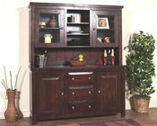 Sunny Designs Vineyard Buffet and Hutch SU-2428RM