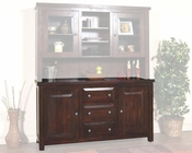 Sunny Designs Vineyard Buffet SU-2428RM-B