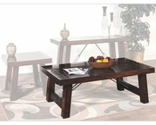 Sunny Designs Vineyard Coffee Table SU-3189RM-C