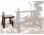Sunny Designs Vineyard End Table SU-3189RM-E