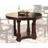 Sunny Designs Vineyard Oval Dining Table SU 1323RM*
