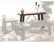 Sunny Designs Vineyard Sofa Table SU-3189RM-S