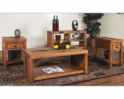 Sunny Designs Walnut Creek Coffee Table Set SU-3215RWW-Set