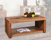 Sunny Designs Walnut Creek Coffee Table SU-3215RWW-C