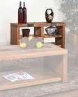 Sunny Designs Walnut Creek Sofa Table SU-3215RWW-S