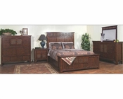 Sunny Designs Woodland Bedroom Set SU-2355DT-Set