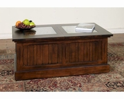 Sunny Designs Woodland Trunk Coffee Table SU-3228DT-C2