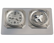 Table Clock Aviatrix by Howard Miller HM-645765