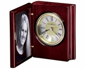 Table-Top Clock Portrait Book by Howard Miller HM-645497