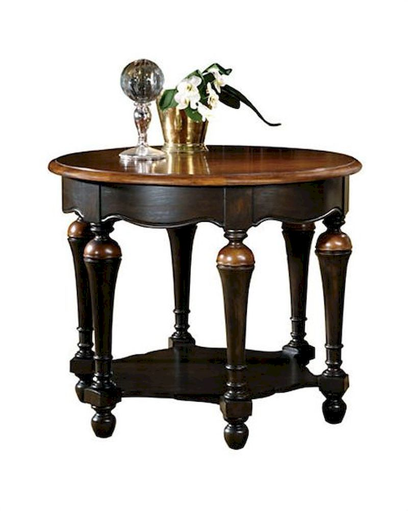 Tall End Table Hall Table Tuscan Estates By Hekman He 72312