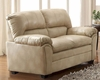 Taupe Loveseat Talon by Homelegance EL-8511TP-2